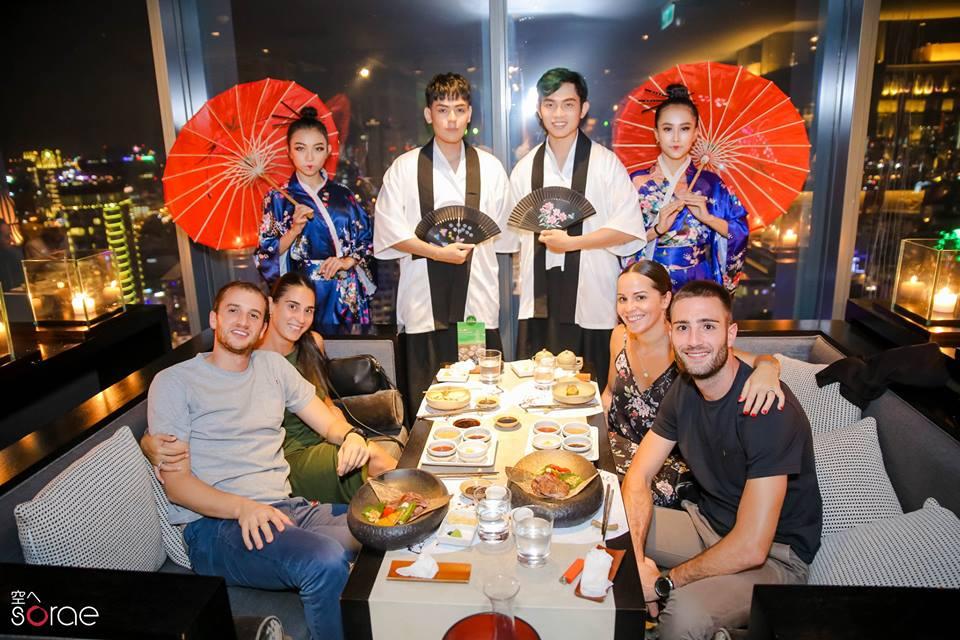 khách đến quán Sorae Restaurant – Lounge ảnh1