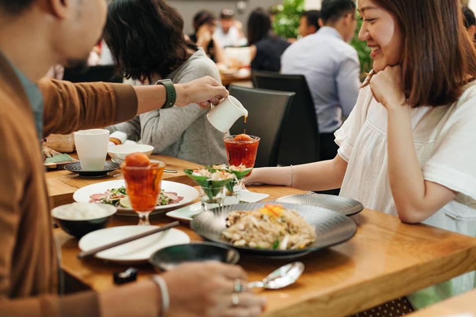 khách đến ANH TUKK - Ẩm Thực Thái Lan