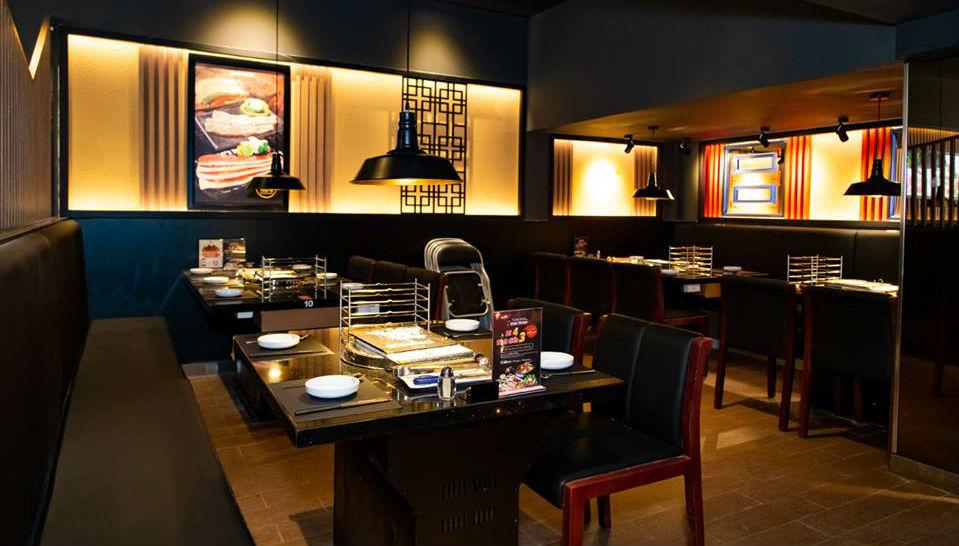 không gian King BBQ Buffet Gigamall ảnh1