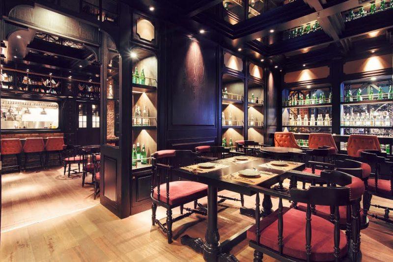 không gian quán Muse Dining & Grill ảnh1