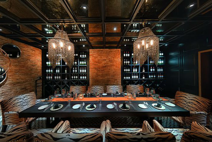 không gian quán Muse Dining & Grill ảnh3