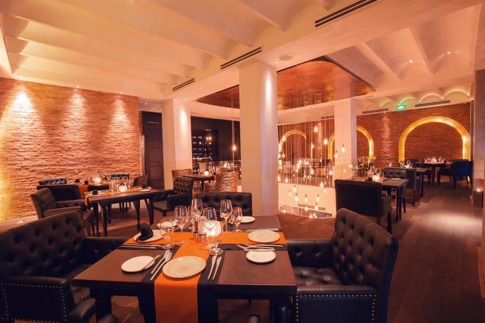 không gian quán Muse Dining & Grill ảnh4