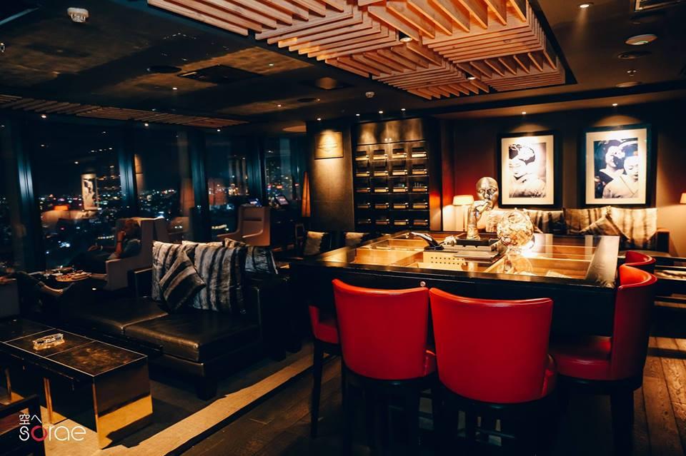 không gian quán Sorae Restaurant – Lounge ảnh1