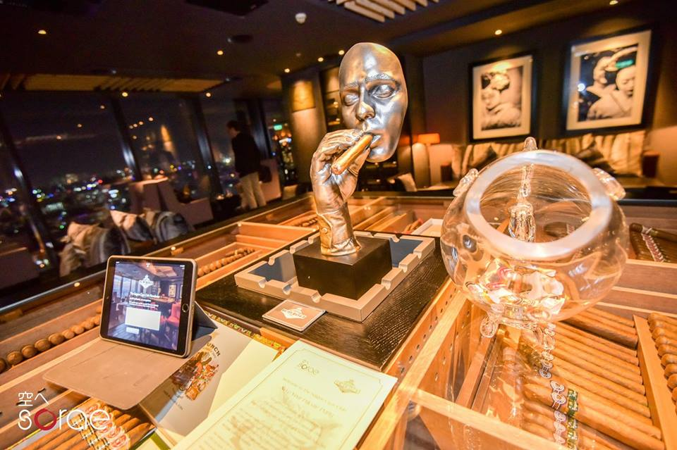 không gian quán Sorae Restaurant – Lounge ảnh2