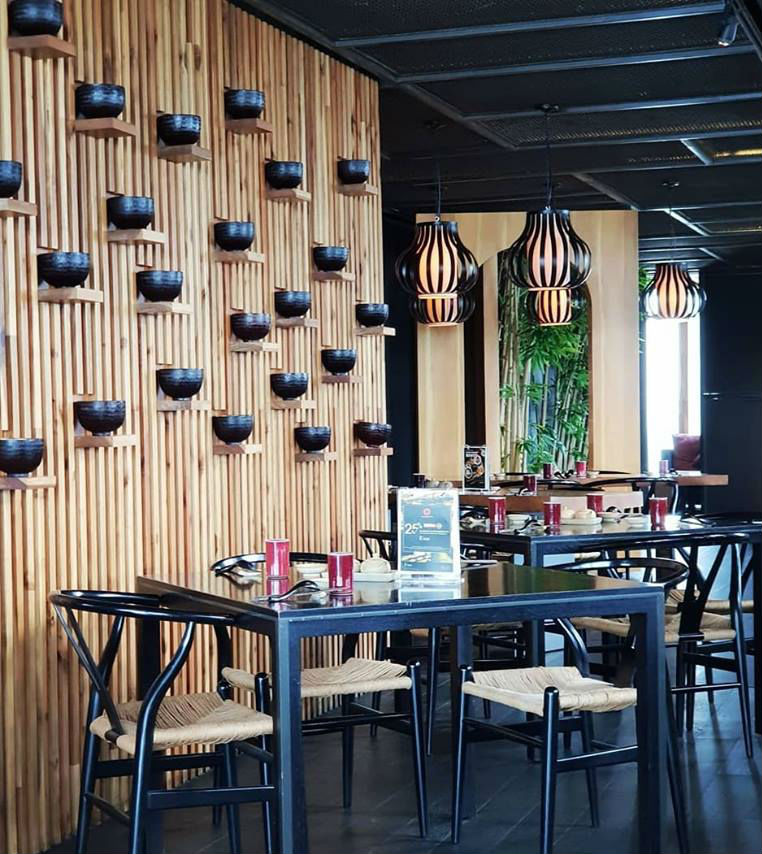 không gian quán Sorae Restaurant – Lounge ảnh3