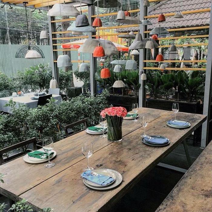 không gian Si Restaurant ảnh1