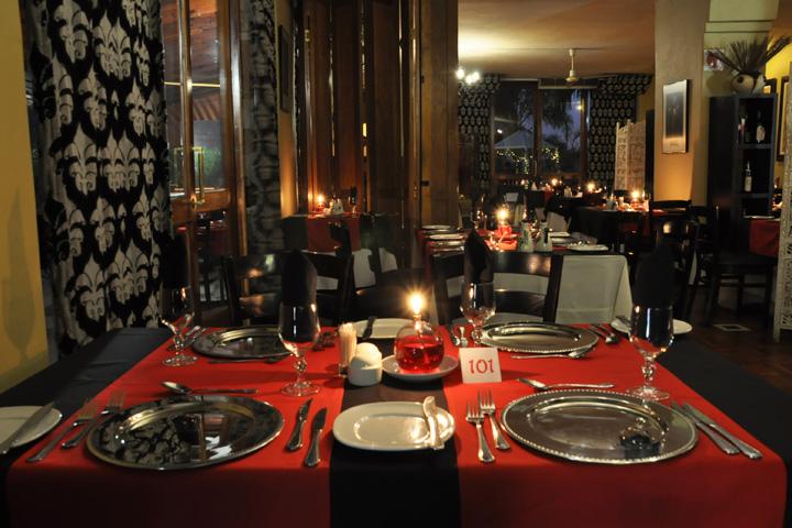 không gian Si Restaurant ảnh2