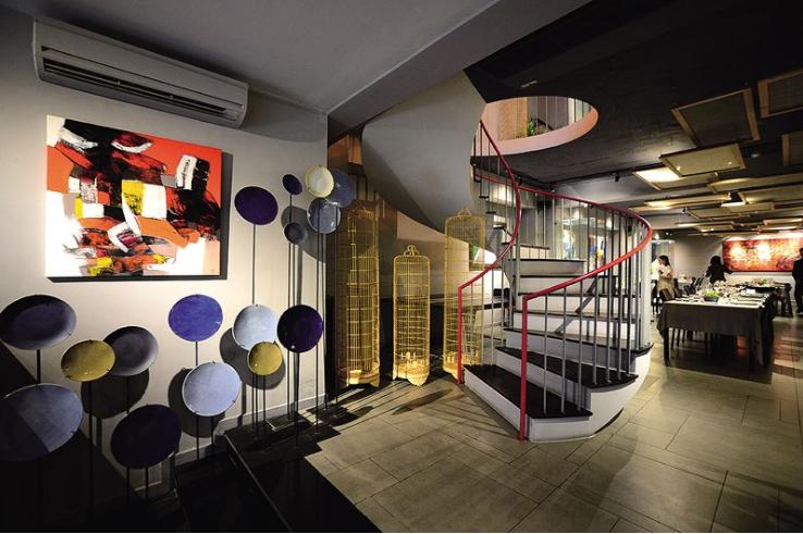 không gian Si Restaurant ảnh3