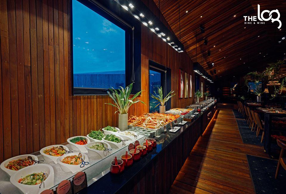 không gian The LOG Restaurant ảnh3