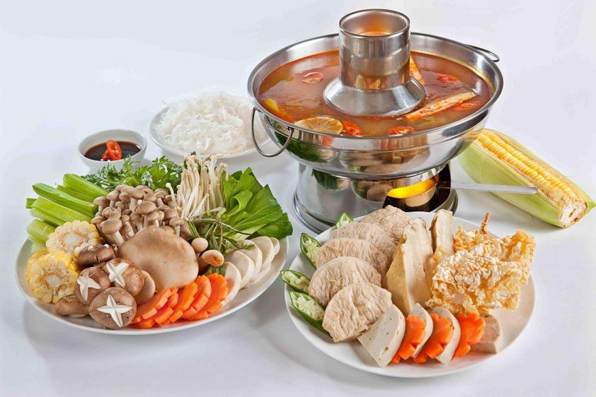 lẩu chay cơm chay Việt