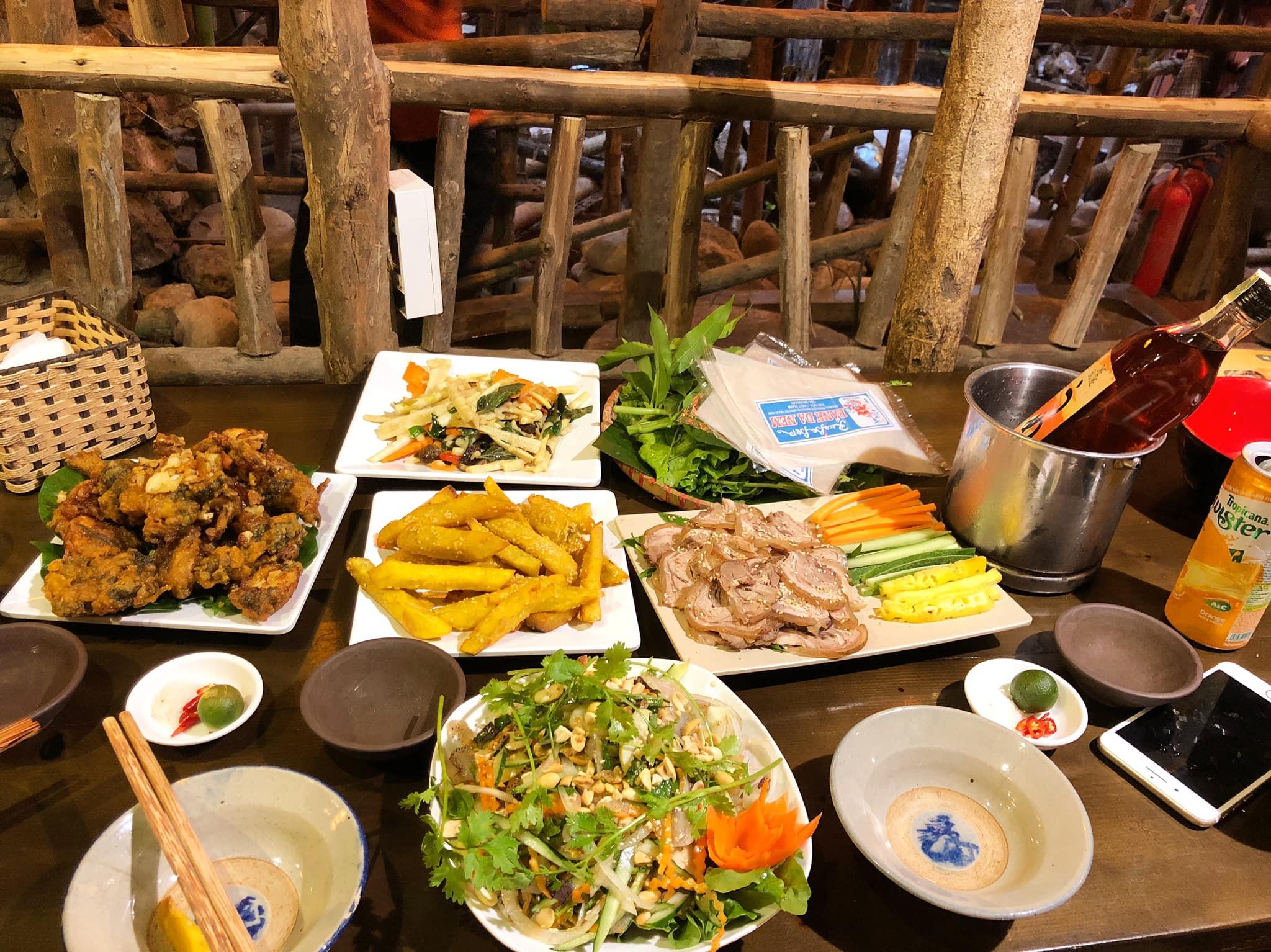 Lương Sơn Quán menu