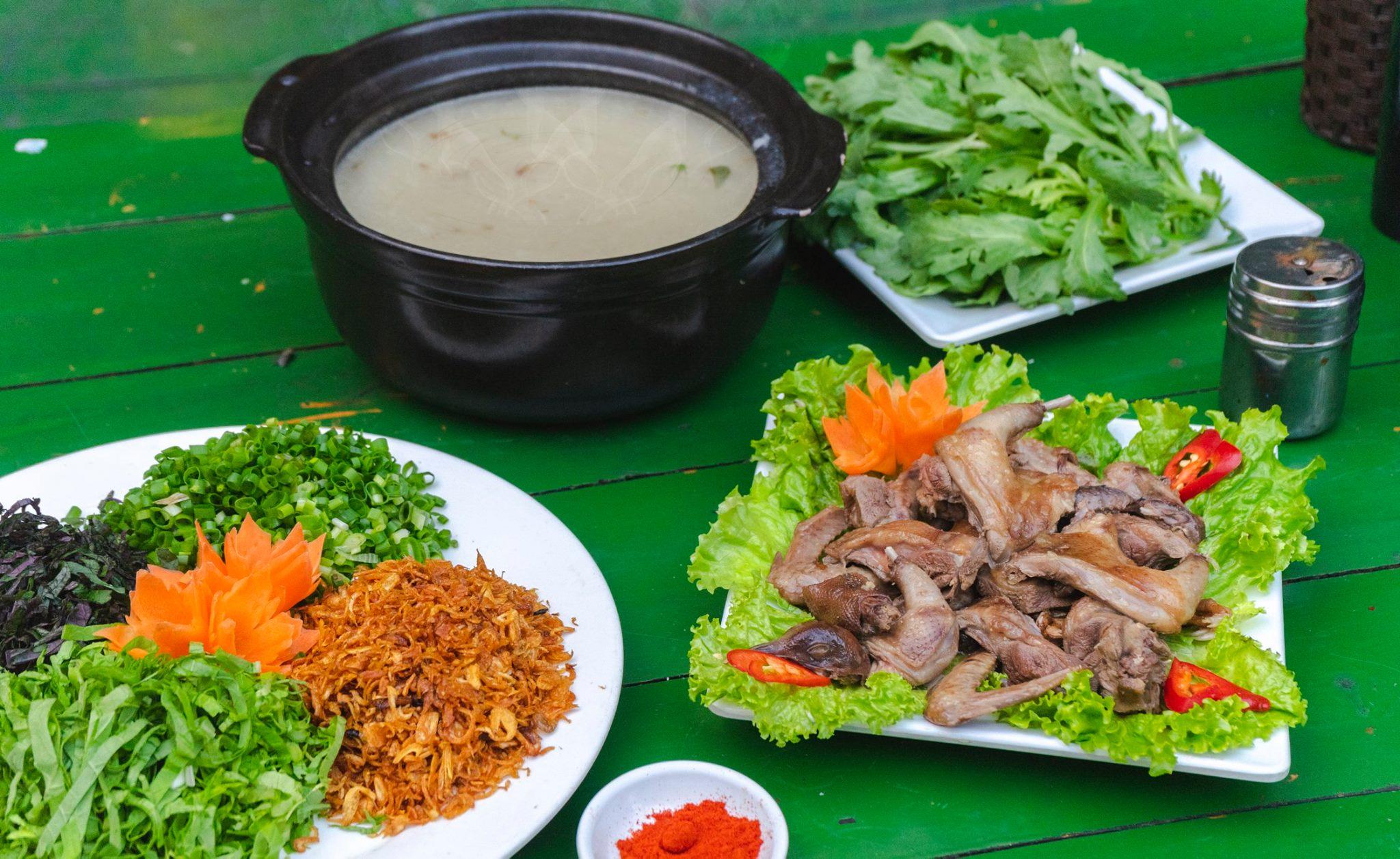 Lương Sơn Quán món ăn
