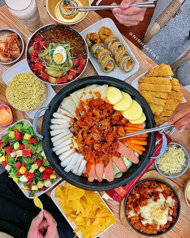 TOP 11 quán ăn Hàn Quốc ở Hà Nội Siêu ngon Siêu hấp dẫn