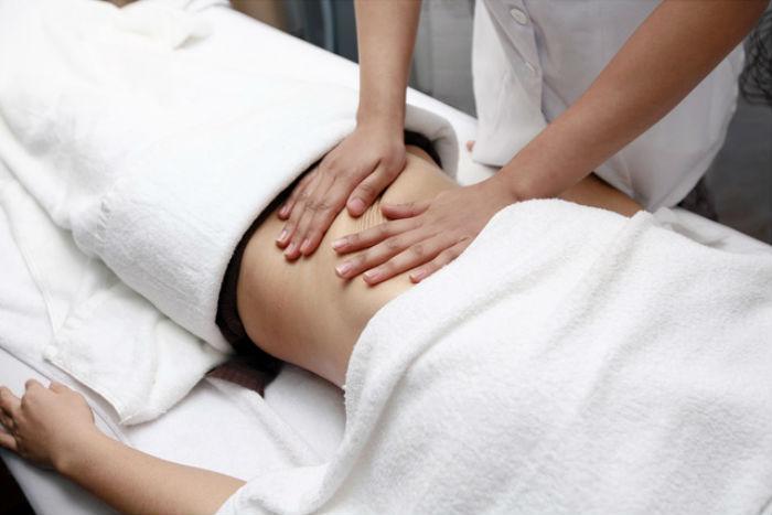 massage giúp giảm cân