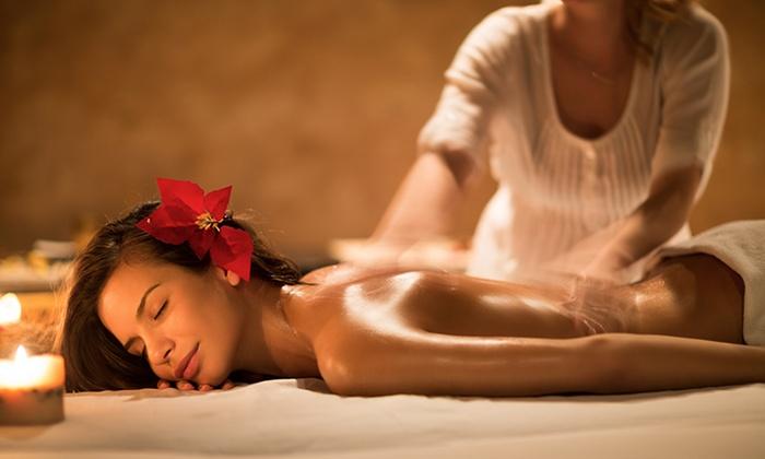 massage giúp ngủ ngon