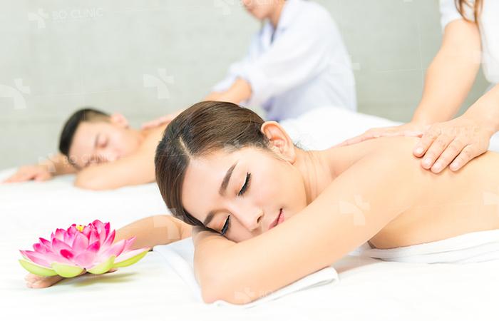 massage giúp trẻ hóa