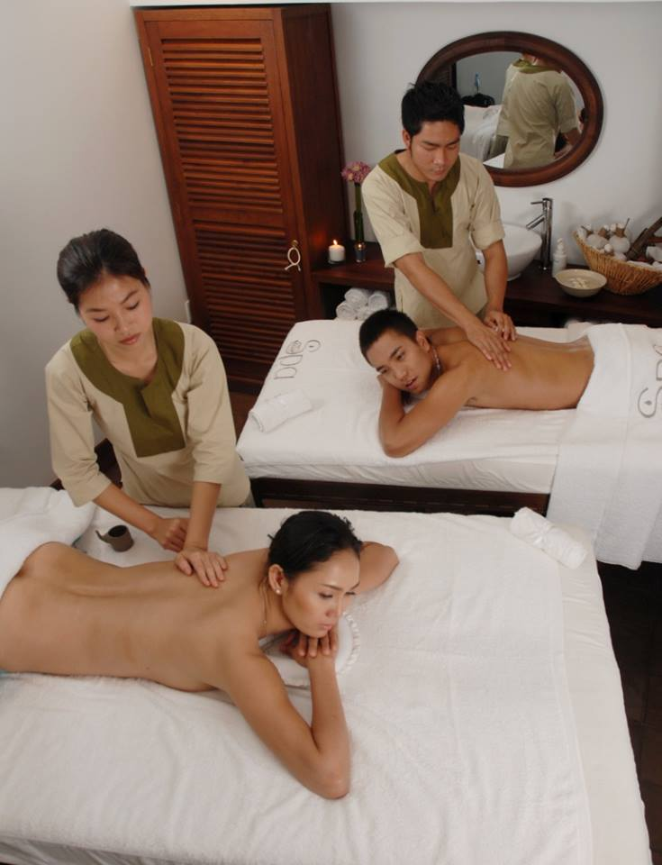masage tại authentic spa