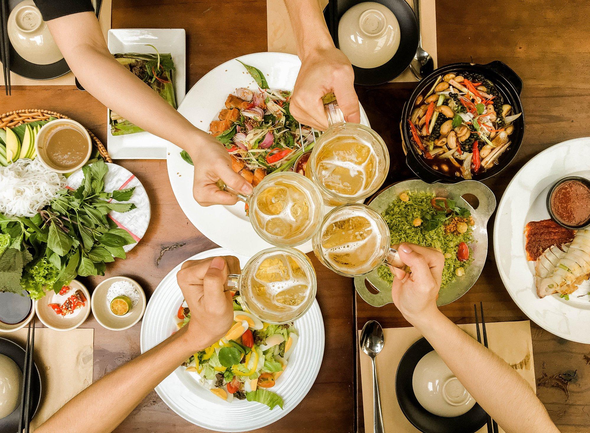 Mộc – Riêu & Nướng món ăn