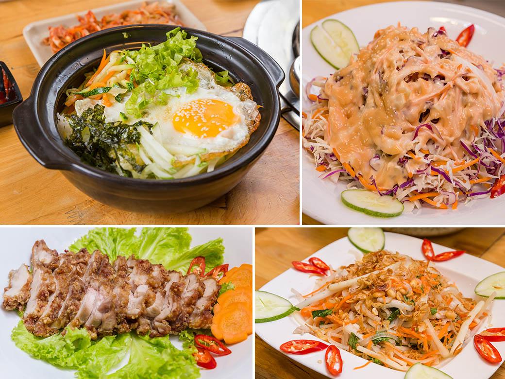món ăn nhẹ tại ChinKu BBQ