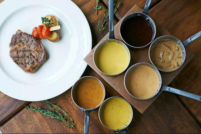 món ăn tại Moo Beef Steak Prime ảnh1