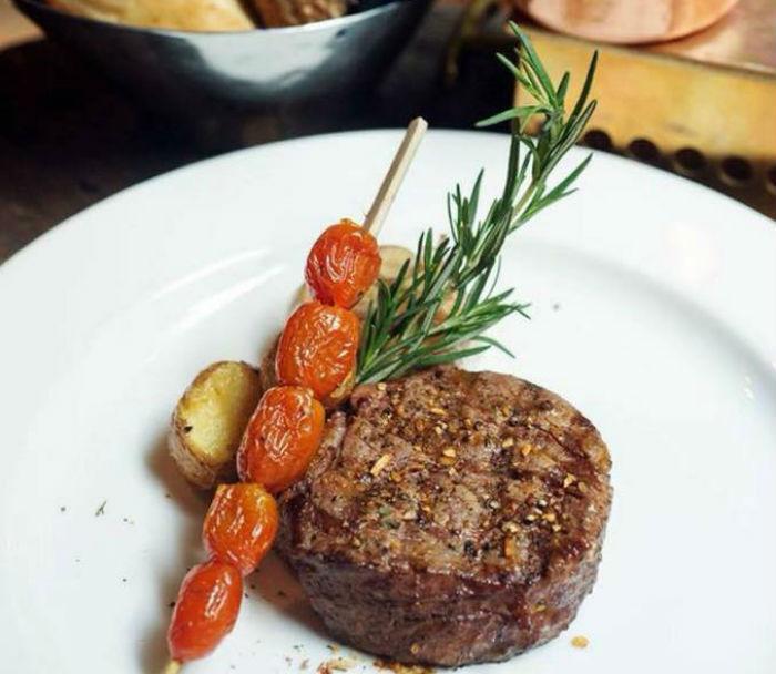món ăn tại Moo Beef Steak Prime ảnh4