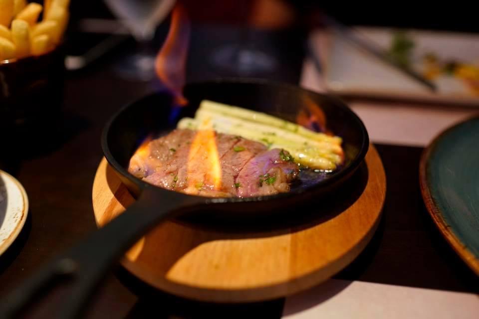 món ăn tại Moo Beef Steak Prime ảnh7