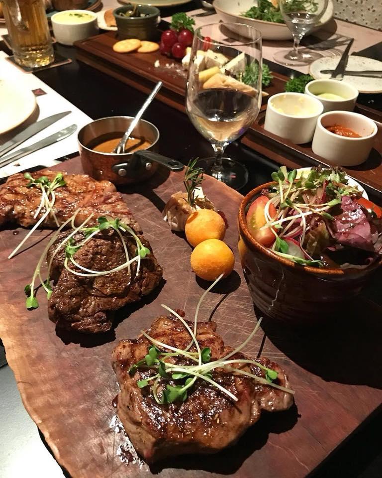 món ăn tại Moo Beef Steak Prime ảnh8