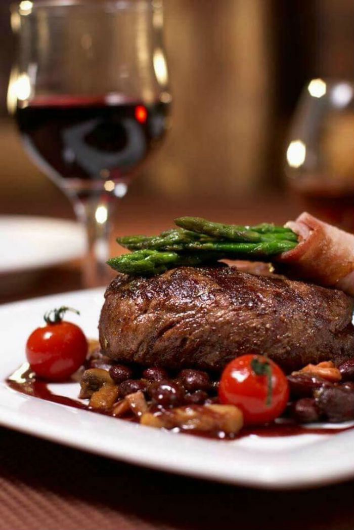 món ăn tại Moo Beef Steak Prime ảnh9