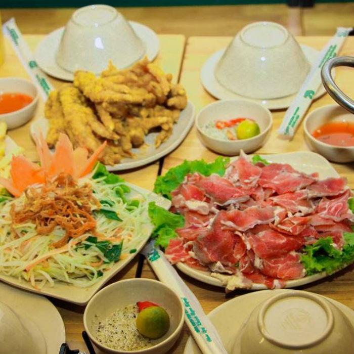 món ăn tại quán An Viên ảnh2