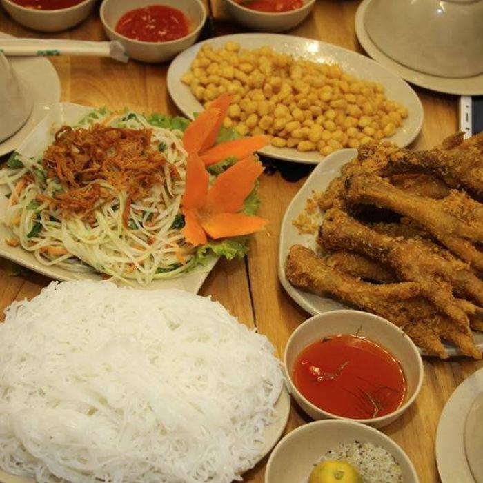 món ăn tại quán An Viên ảnh4
