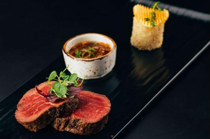món ăn tại quán Muse Dining & Grill ảnh2