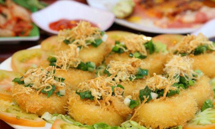 món ăn tại Nướng ngói Sài Gòn ảnh3