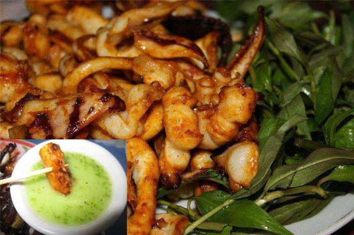món ăn tại Nướng ngói Sài Gòn ảnh4