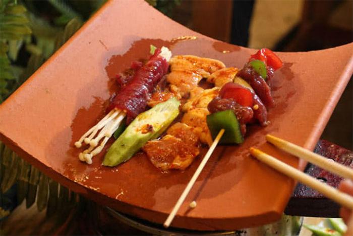 món ăn tại Nướng ngói Sài Gòn ảnh5