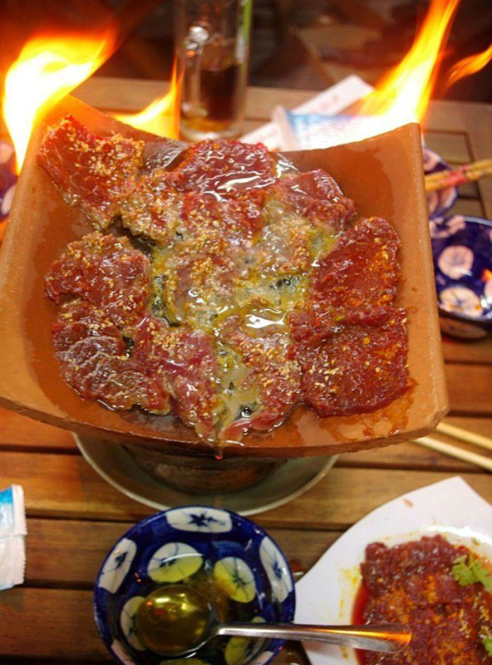 món ăn tại Nướng ngói Sài Gòn ảnh6