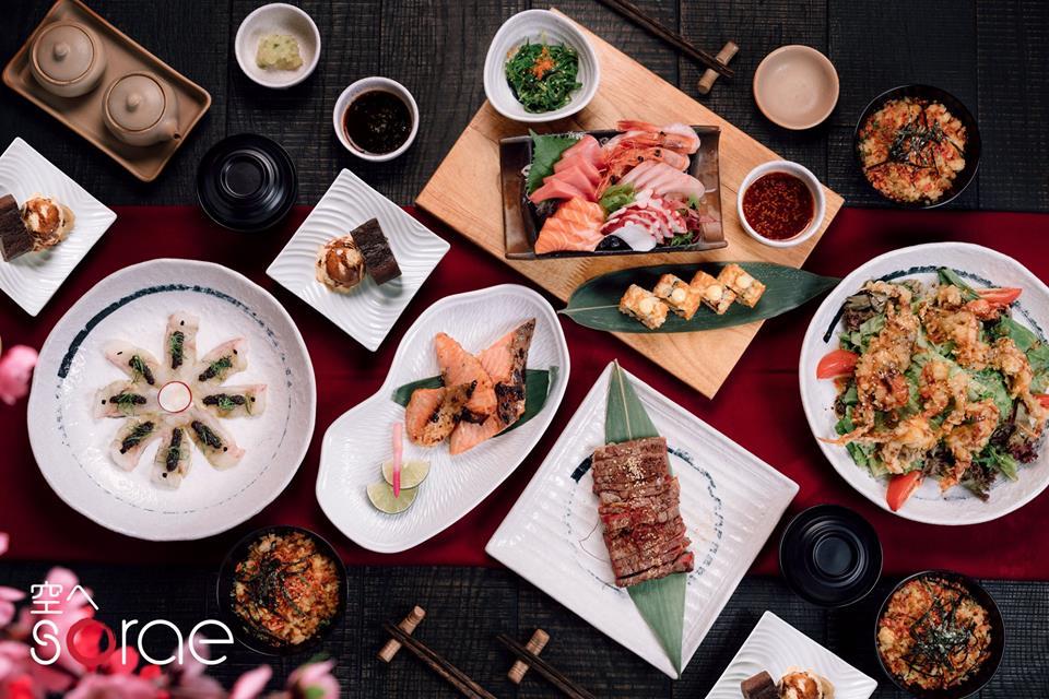 món ăn tại quán Sorae Restaurant – Lounge ảnh5