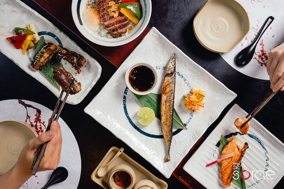 món ăn tại quán Sorae Restaurant – Lounge ảnh8