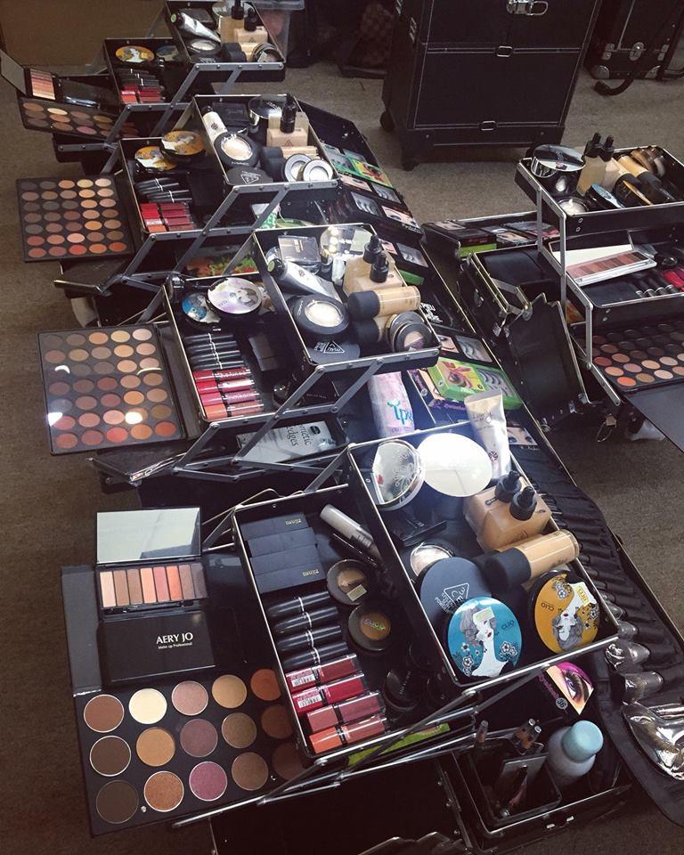 mỹ phẩm trang điểm Makeup Hương Chanel