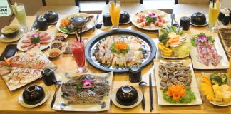 Nhà hàng Isteam món ăn