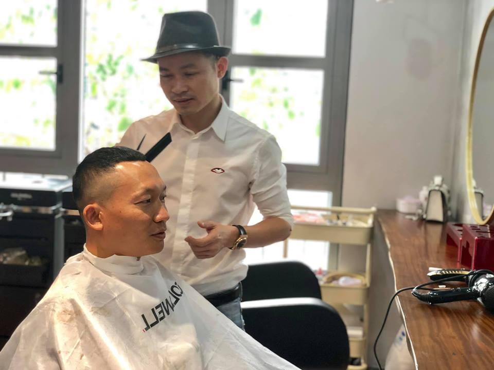 nhân viên Salon Minh Phương