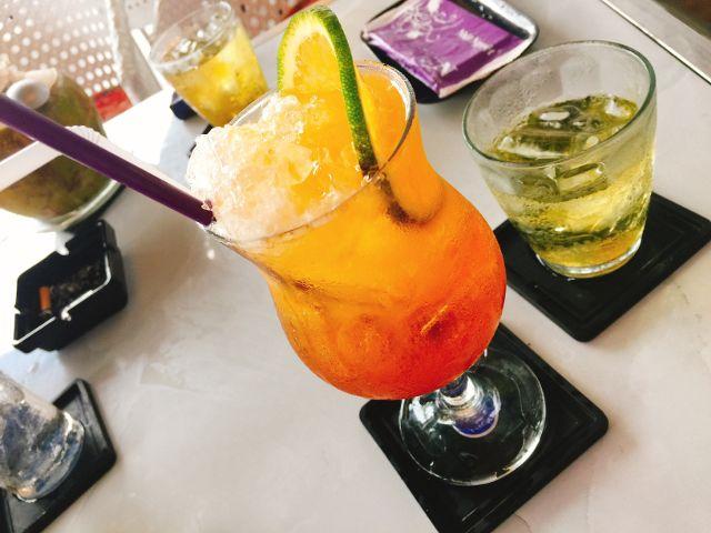 Nhật Nguyệt Garden Cafe đồ uống