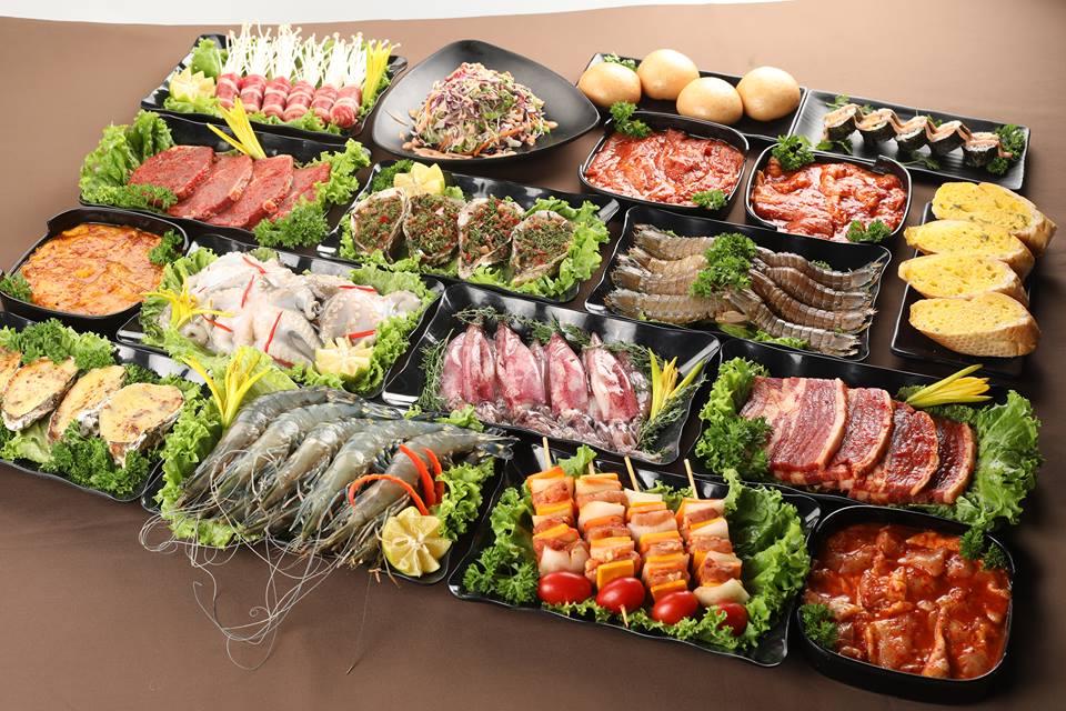 Nhà hàng lẩu nướng Nhất Nhất buffet