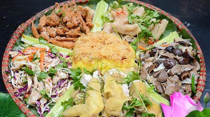 Pao Quán - Đặc Sản Tây Bắc menu