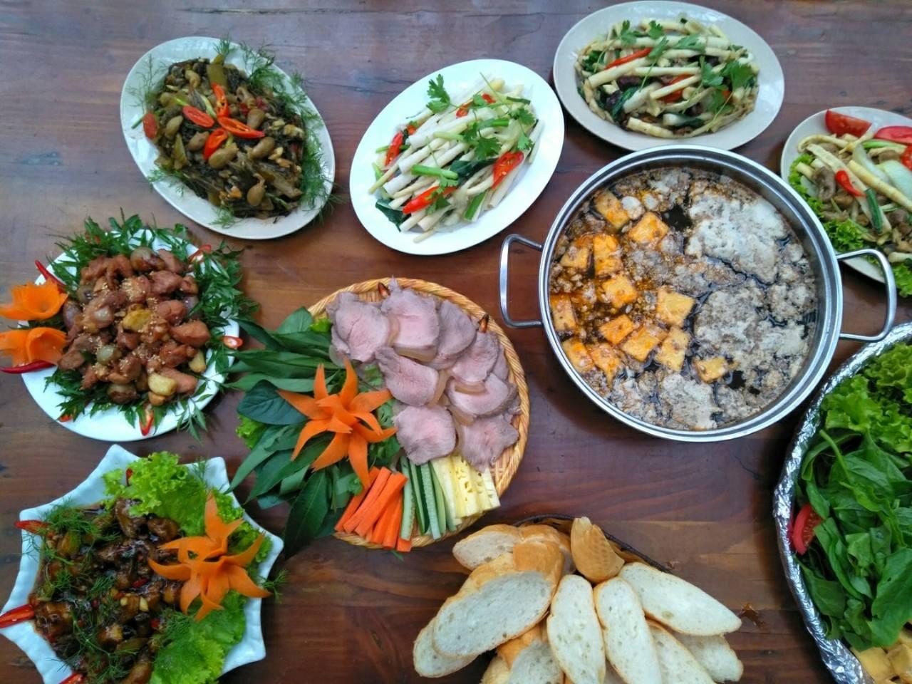 Pao Quán - Đặc Sản Tây Bắc món ăn