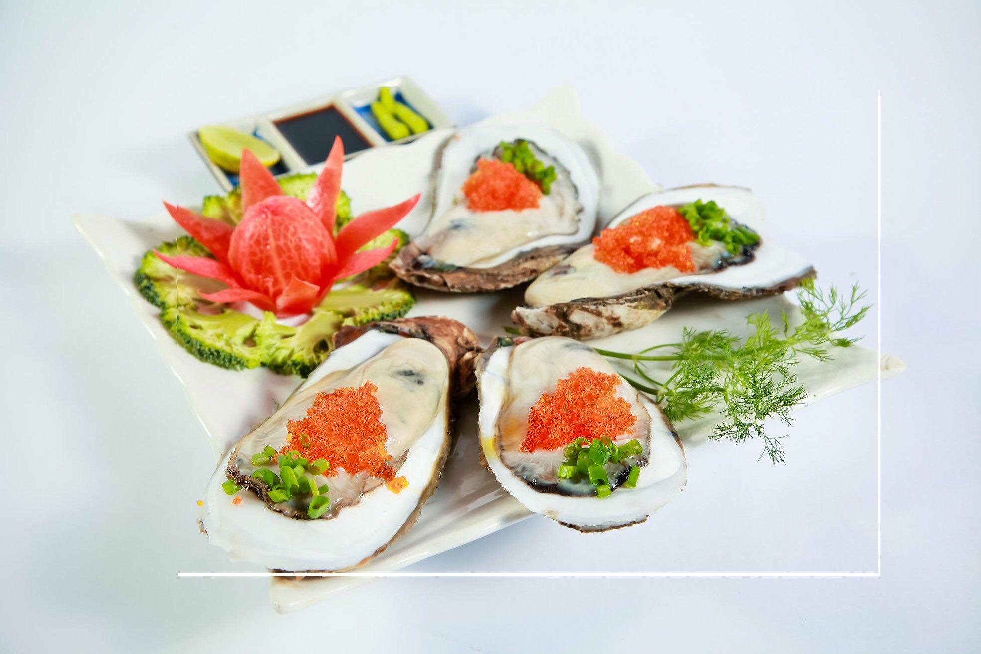 Phi Phố Biển món ăn