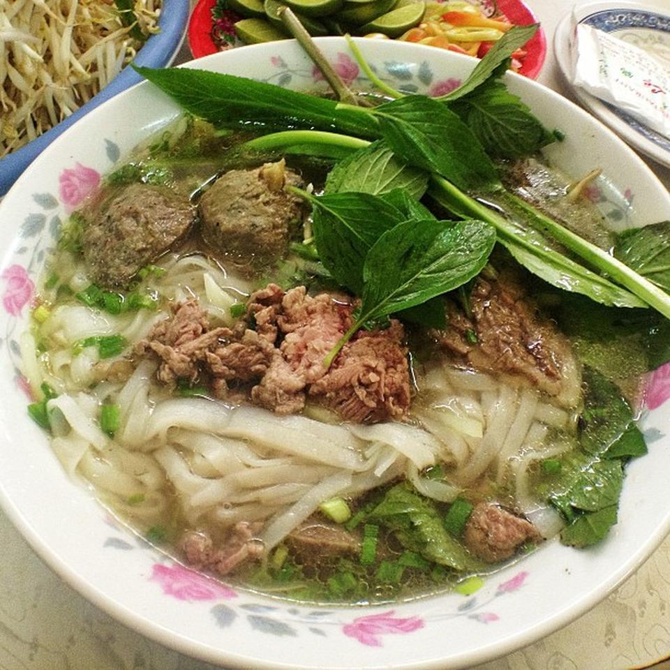 Phở Lệ Nguyễn Trãi