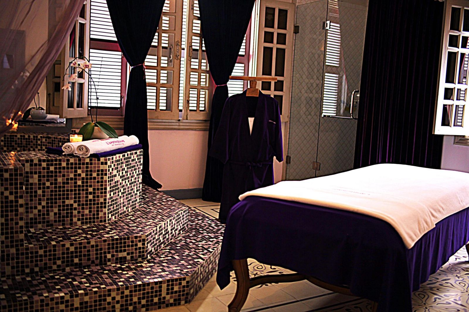 Phòng massage L'apothiquaire Spa