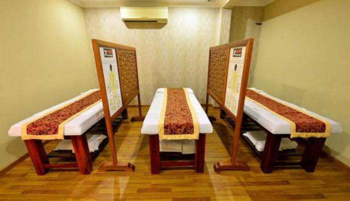 phòng massage khỏe spa