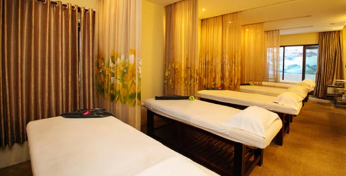 Phòng massage SaiGon Eden Spa
