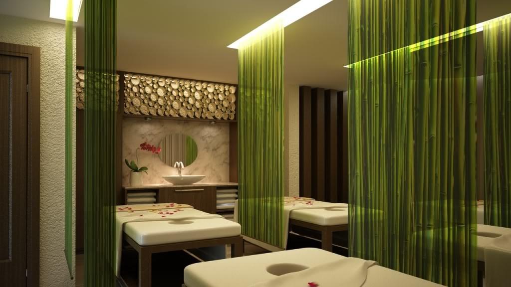 phòng massage tại Lori Beauty Spa
